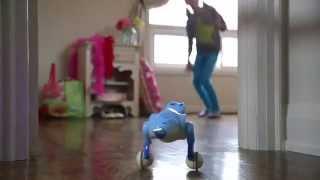 Интерактивный Динозавр Дино Зумер Dino Zoomer(, 2015-05-18T14:35:22.000Z)