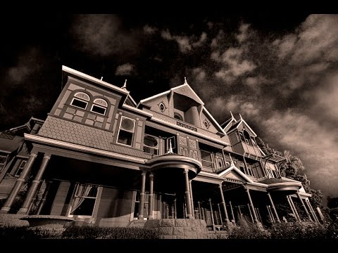 LA MISTERIOSA MANSION WINCHESTER | SAN JOSE CALIFORNIA | RIF
