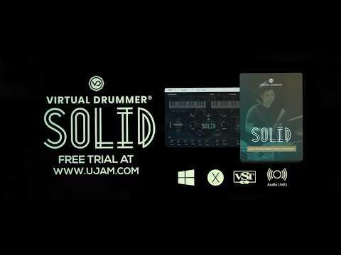 Virtual Drummer Solid Teaser - ujam.com