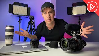 Making Professional Videos | What Equipment Do You NEED?
