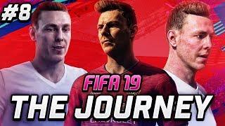 FIFA 19 The Journey Ep8 - ENJOYING THE CHALLENGE!