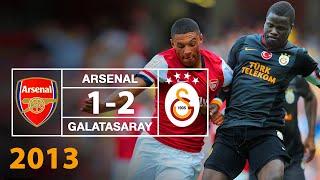 Maç Özetleri | Emirates Cup 2013 - Arsenal 1-2 Galatasaray