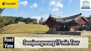 Seonjeongneung 19 min. Tour 선정…