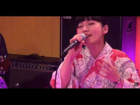 樋口舞、コウダタカシ、カクショウタ - Just Missed The Train (Trine Rein cover / live on musica da Leda, 2015-07-28)