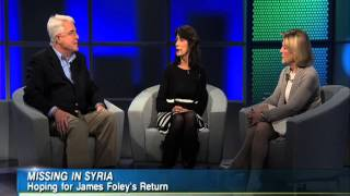 Journalist James Foley