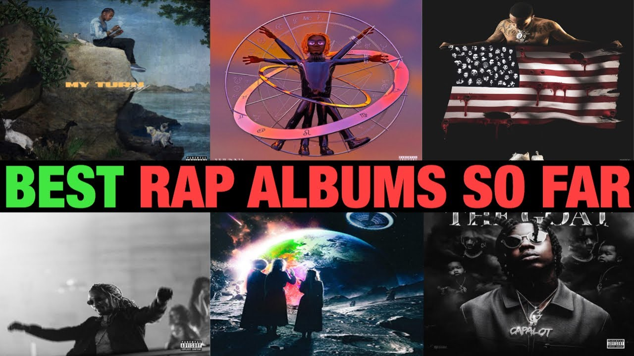 TOP 5 RAP ALBUMS OF 2020 SO FAR | MOST OVERRATED/UNDERRATED ALBUMS | MID YEAR WRAP UP