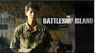 "Song Joong-ki ""THE BATTLESHIP ISLAND"" Official Trailer"