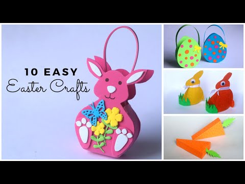 10-easy-easter-craft-ideas-to-make-at-home-|-easter-crafts-for-kids