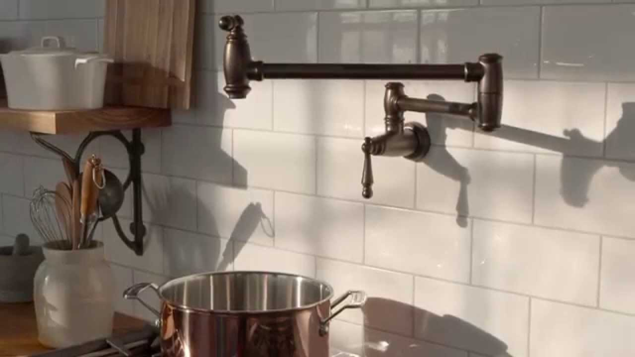 Traditional Kitchen Pot Filler by DXV