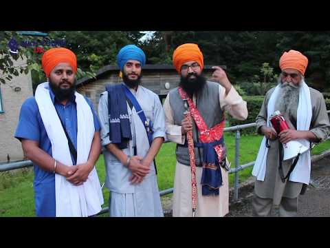 Sikh Youth UK - Footage from BOSS Sikhi Camp 2017