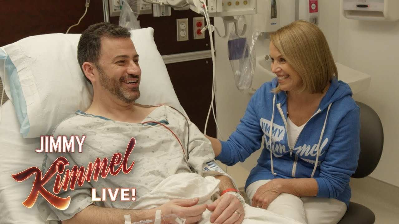 Jimmy Kimmel Gets A Colonoscopy With Katie Couric Youtube Check out this biography to know about his birthday kevin kimmel is an american actor and miscellaneous crew member. jimmy kimmel gets a colonoscopy with katie couric