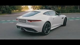 Test Drive by Davidich (with English subs). Jaguar F Type