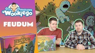 FEUDUM - gra strategiczna/ekonomiczna jakiej jeszcze nie było