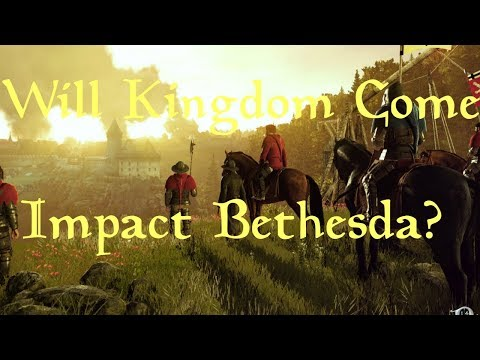 Can The Success of Kindom Come: Deliverance Impact Bethesda Games Studios Next Project?
