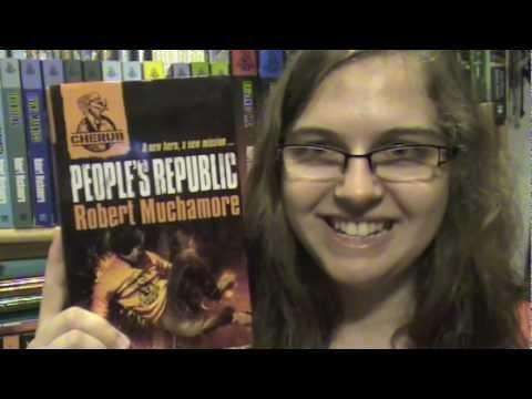 People's Republic - Robert Muchamore - YouTube