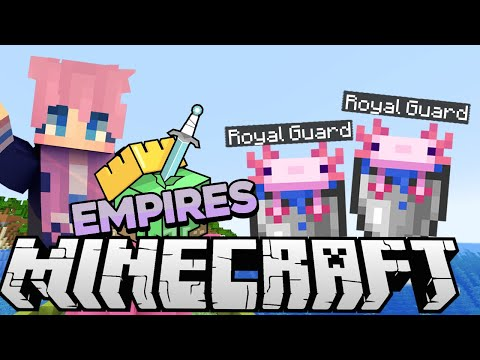 My Royal Guards | Ep. 2 | Minecraft Empires 1.17