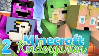 ART CLASS | Minecraft Kindergarten [Ep.2 Minecraft Interactive Roleplay]