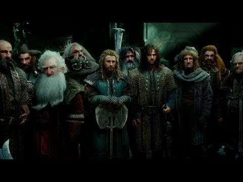 The Hobbit: The Battle of the Five Armies - Trailer #1