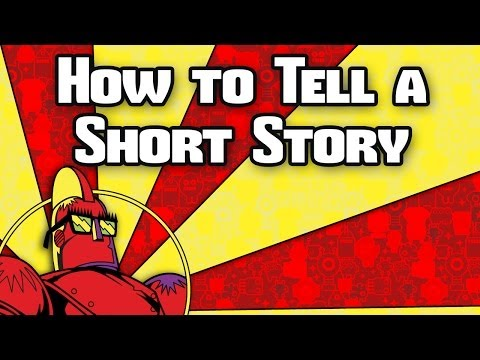 How to Tell a Short Story;  presented by the Channel Frederator Network