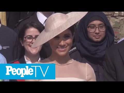 Breaking Down All The Hidden Easter Eggs In Meghan Markle's Coat Of Arms | PeopleTV