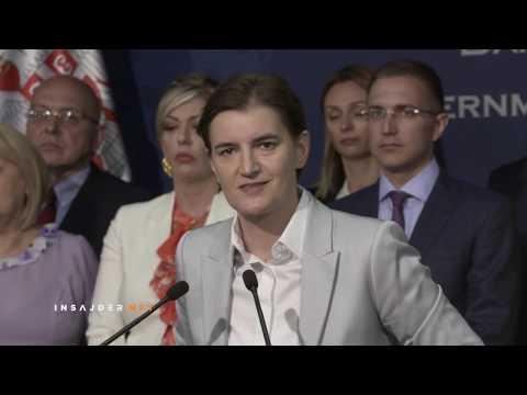 Premijerka nabraja uspehe Vlade, novinari pitaju o propustima