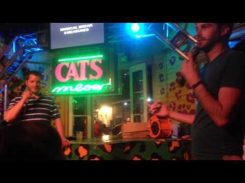Warren G- Regulate Karaoke by BDom at Cat's Meow in New Orleans