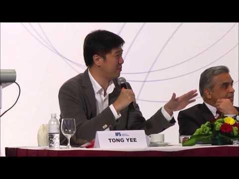 """Singapore Perspective 2015 """"Choices"""" - Debate: Pragmatism"""