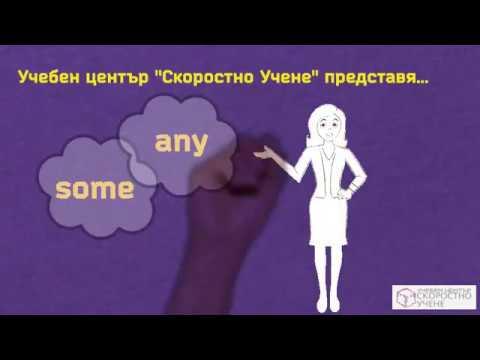 Some ve Any Kelimelerini Kullanarak Cümle Kurmak [Part 2]
