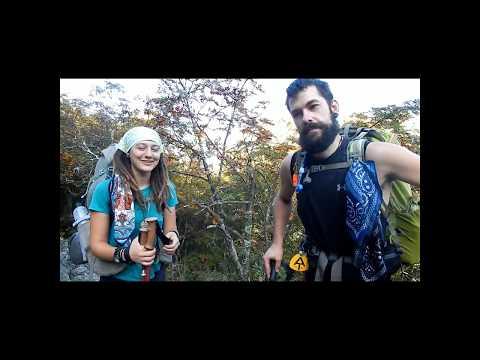 Appalachian Trail 2017 Chasing Thru Hikers – Flip Flops