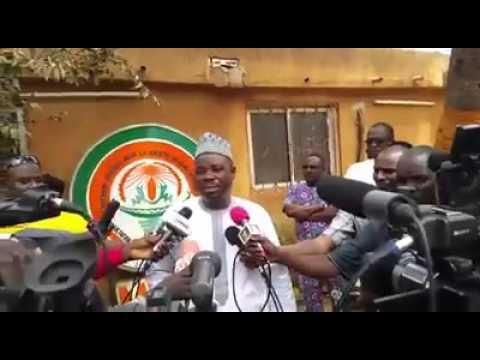 Opposition resete le résultats niger