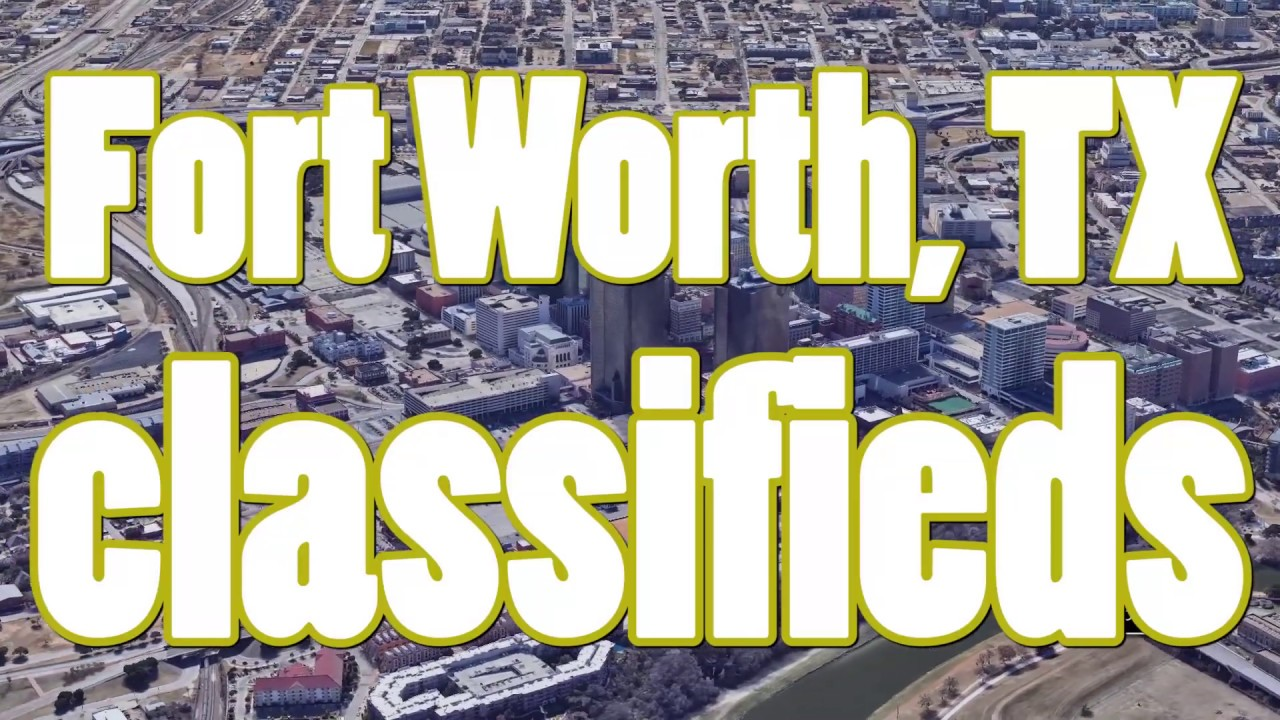 Craigslist Fort Worth TX personals - YouTube
