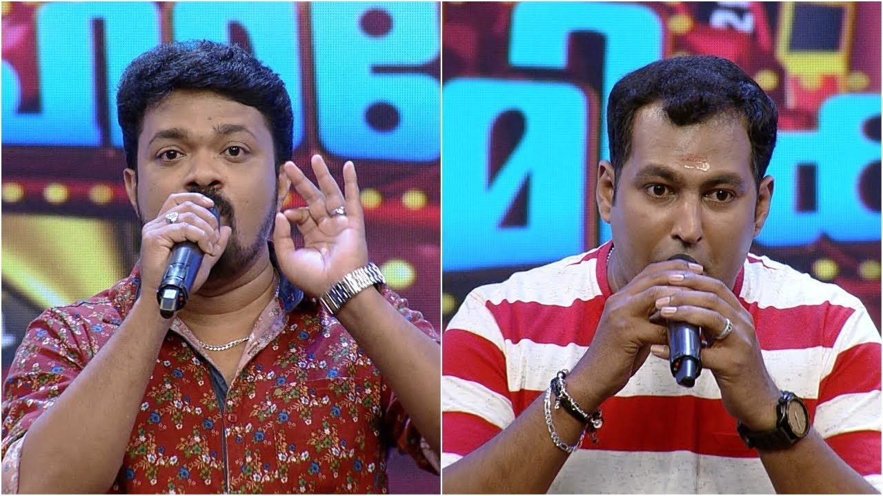 #MimicryMahamela l Competition for the leaders..! l Highlights