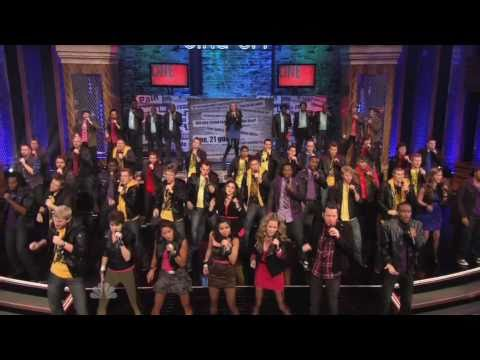 The SingOff S2 Ep3 Opener: 21 Guns
