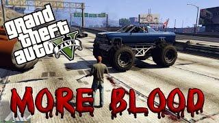 Gta 5 pc extreme blood mod! (improved blood)