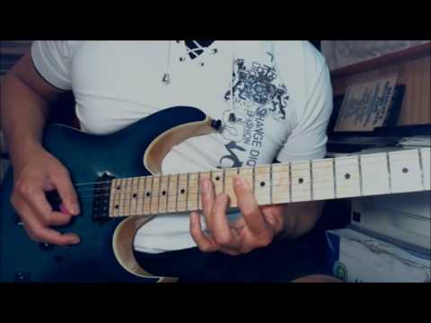 The Scorpions - Wind of Change - Guitar Lesson 1- Intro