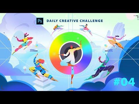 Photoshop Daily Creative Challenge #04 thumbnail