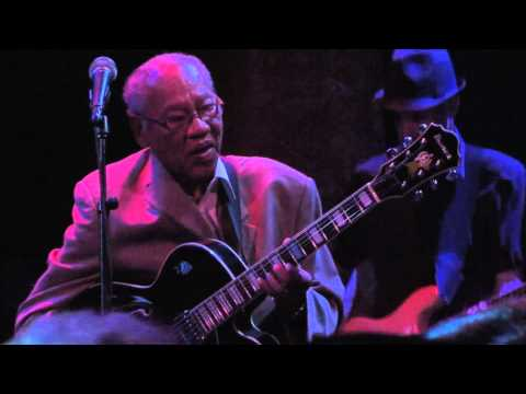 Ernest Ranglin and Vinyl 'Satta Massagana' Great American Music Hall San Francisco June 2, 2012