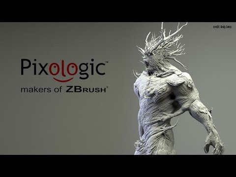 3D Modeling Software Demo reel - PIXOLOGIC by makers of ZBrush