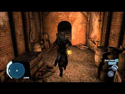 Assassin's Creed III - Sequence 9 - New York Underground