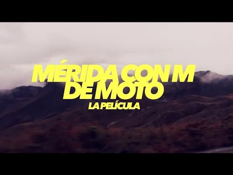 Mérida con M de Moto LA PELÍCULA
