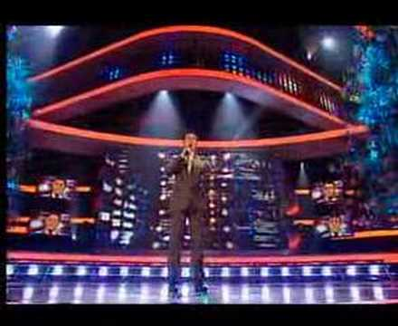 X-Factor Final: Ray - Fly Me To The Moon
