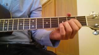 American Spirit Thomas Rhett Guitar Lesson Left Hand