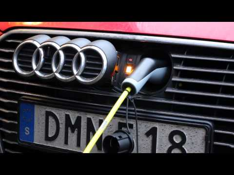 2015 Audi A3 SP e-tron Plug in hybrid Testdrive and in detail
