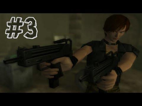 Resident Evil Code: Veronica X - Walkthrough Part 3 - Milita