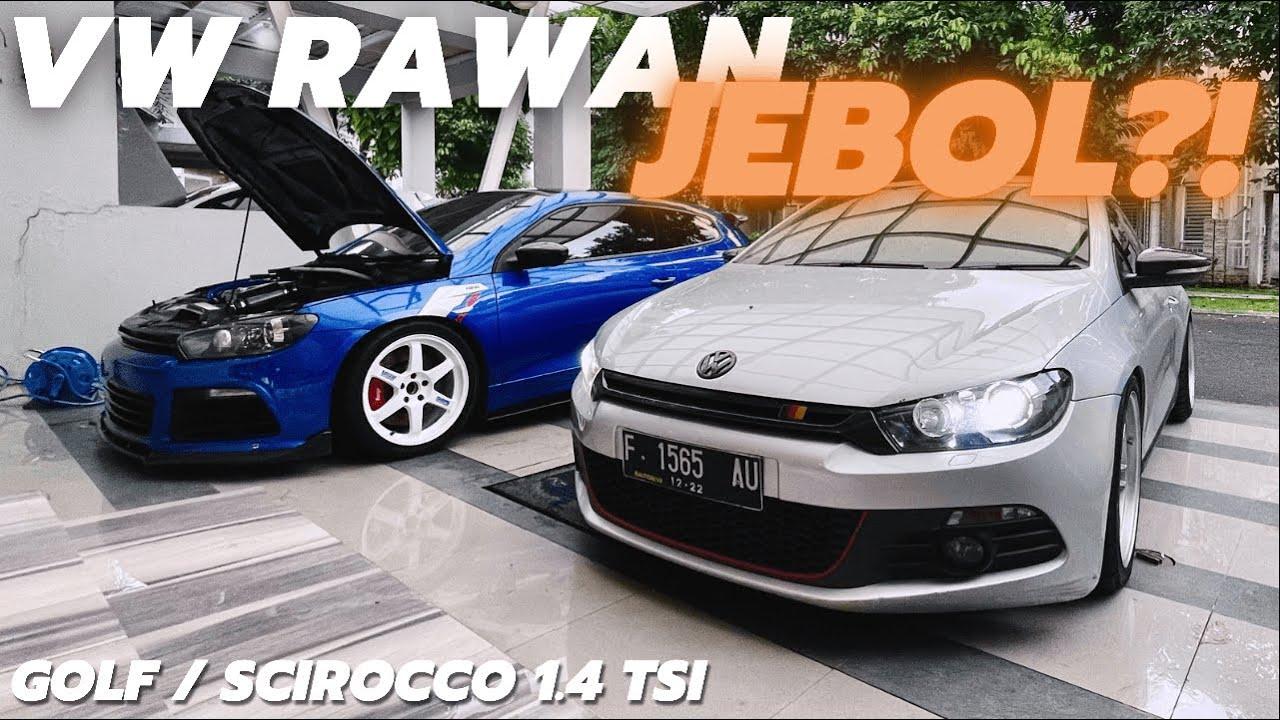 Bahas Tuntas Masalah Mechatronic | VW Scirocco 1.4 TSI