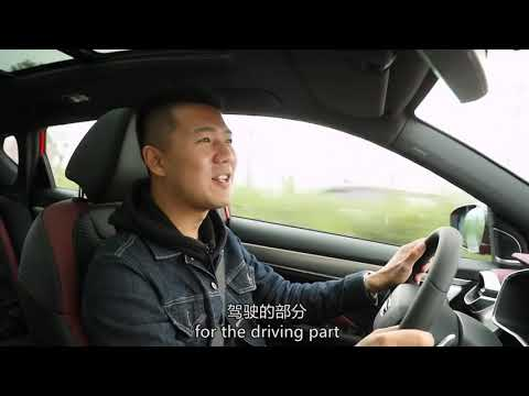 Geely Binyue/SX11 quick review