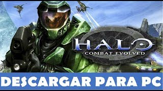 DESCARGAR HALO COMBAT EVOLVED PARA PC // 📜MULTIPLAYER ONLINE | POCOS REQUISITOS