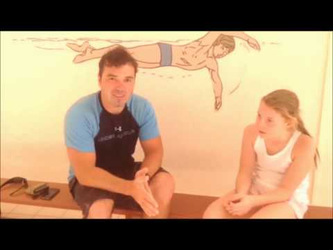 Cadia interviews top professional swimmer and her coach: Stefan Duman