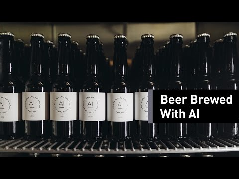 This Brewery Uses Artificial Intelligence To Make Beer