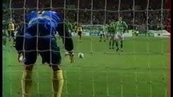 ASSE 3-0 Wasquehal - 9e journée de D2 1998-1999